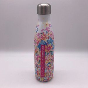 Lilly Pulitzer & Starbucks S'Well Water Bottle